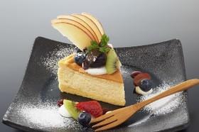【米粉】もっちりお米のスフレチーズケーキ