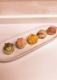 ❁ひなまつりに♡手まり寿司❁