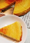 糖質制限☆おからと酒粕のチーズケーキ