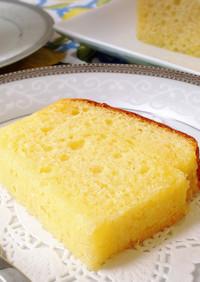 簡単☆レモンのパウンドケーキ