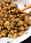 基本の煮豆