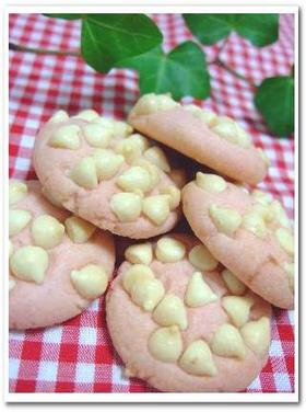 材料3つ*さくさくクッキー♪