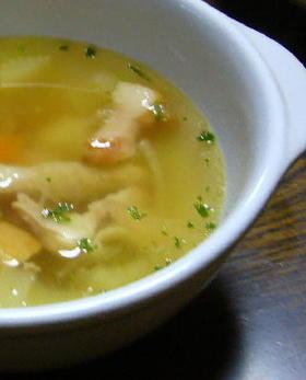 昆布鶏野菜スープ