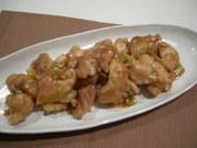 簡単スピーディー☆鶏もも肉の甘酢ソテーの写真