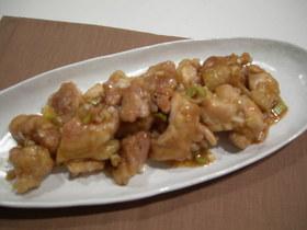 簡単スピーディー☆鶏もも肉の甘酢ソテー
