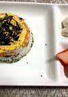 ちらし寿司ケーキ 幼児食 離乳食 ひな祭