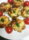新玉ねぎのブロッコリーとツナのチーズ焼き