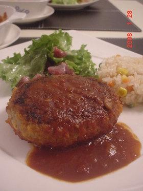 フンワリ キャベツハンバーグ