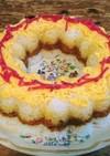 ひな祭り 押し寿司