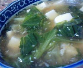 あったか♪コクうま中華スープ