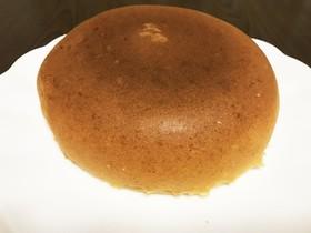 ホットケーキMIXとおからの炊飯器ケーキ