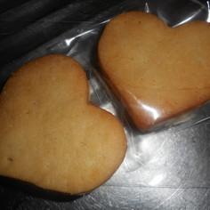 ラムレーズンホワイトチョコクッキー