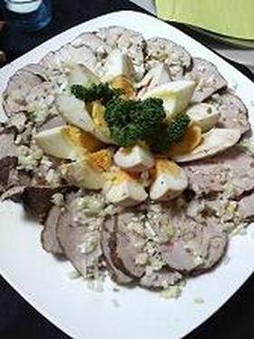 簡単おもてなし!中華風煮豚
