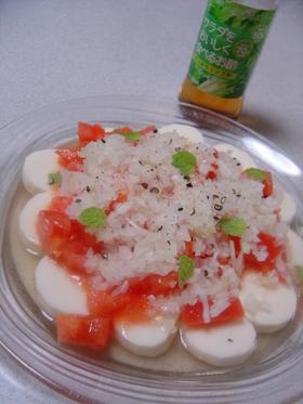 ☆ サクサク食感!長芋サラダ