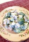 簡単☆ブロッコリーのヨーグルトサラダ