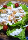塩麹とハーブのヨーグルトドレッシング