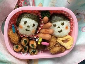 4歳児お弁当 覚書用