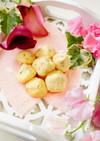 【メープル*胡桃のバタークッキー】