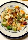 アボカドと卵のサウザンサラダ