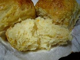 フワフワ~な『柚子パン』