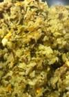高菜と豚バラの簡単パラパラ炒飯