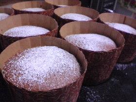 バレンタインに簡単♪濃厚チョコケーキ