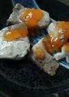 余った刺身で焼き魚