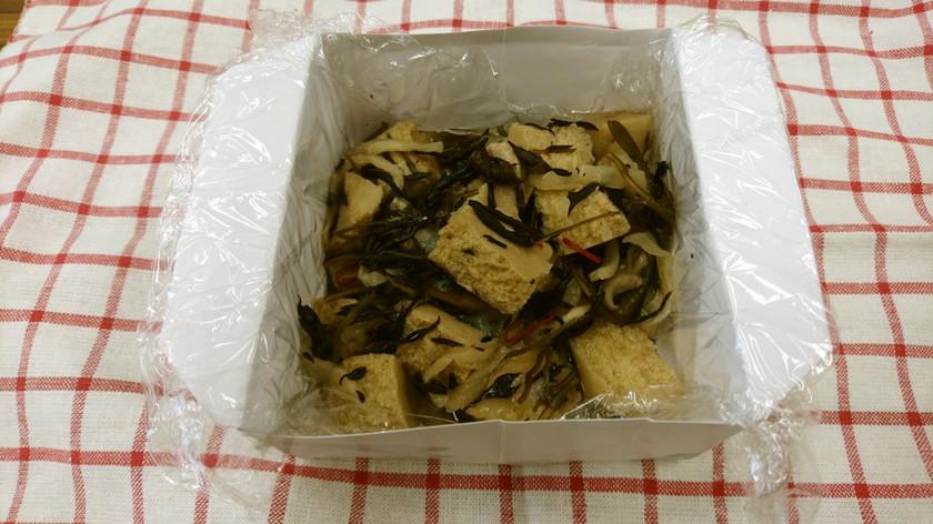 乾物で作る!高野豆腐の煮物