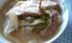 白菜のうま煮