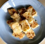 バナナフレンチトースト*離乳食*卵なしの写真
