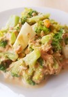 ブロッコリーのツナたまサラダ