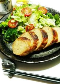 焼肉のタレで簡単シンプルミートローフ