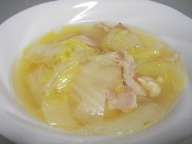 ♡とろけちゃう♡白菜スープ