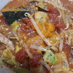 レバーのトマト煮 炊飯器