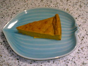 かぼちゃたっぷりケーキ