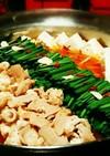 キムチホルモン鍋