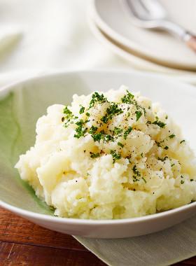 北海道♪こっくりミルクのポテトサラダ