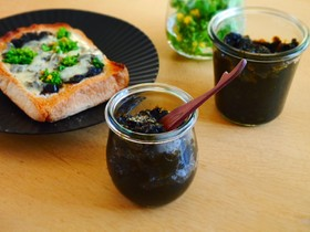 おにぎり・トーストに♪/自家製海苔の佃煮