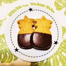 ココナッツシュガー&オイルクッキー