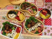 平成30年3月5日 遠足のお弁当 唐揚げの写真