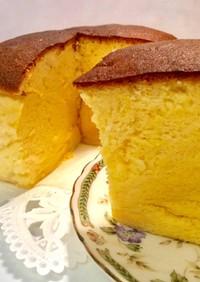 常備材料でスフレチーズケーキ Vol.2