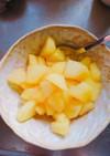 優しいリンゴ煮