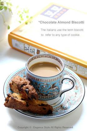 イタリアの想い出「チョコビスコッティ」
