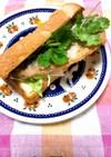 バインミー☆ベトナム風サンドイッチ