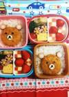 幼稚園(年少)双子のお弁当21