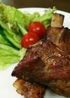 電気圧力鍋と焼き肉のタレで簡単スペアリブ