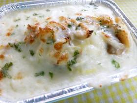 【学校給食】豆腐のヘルシーグラタン