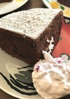 チョコケーキ (ビタクラフト簡単レシピ)