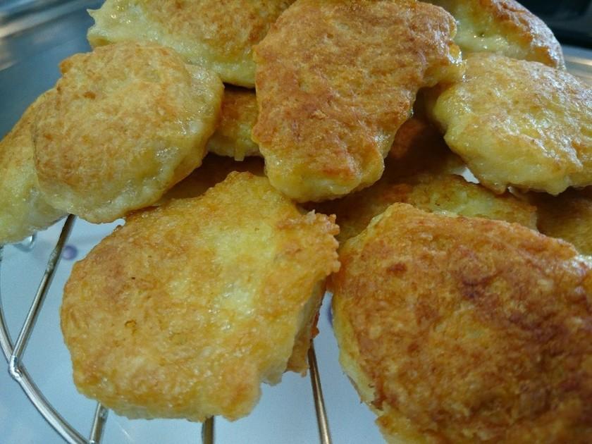 チキンナゲット★鶏ひき肉で簡単★