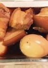★炊飯器で簡単★豚の角煮